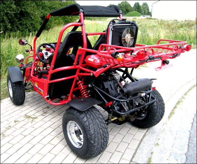 250cc buggy Manual download on